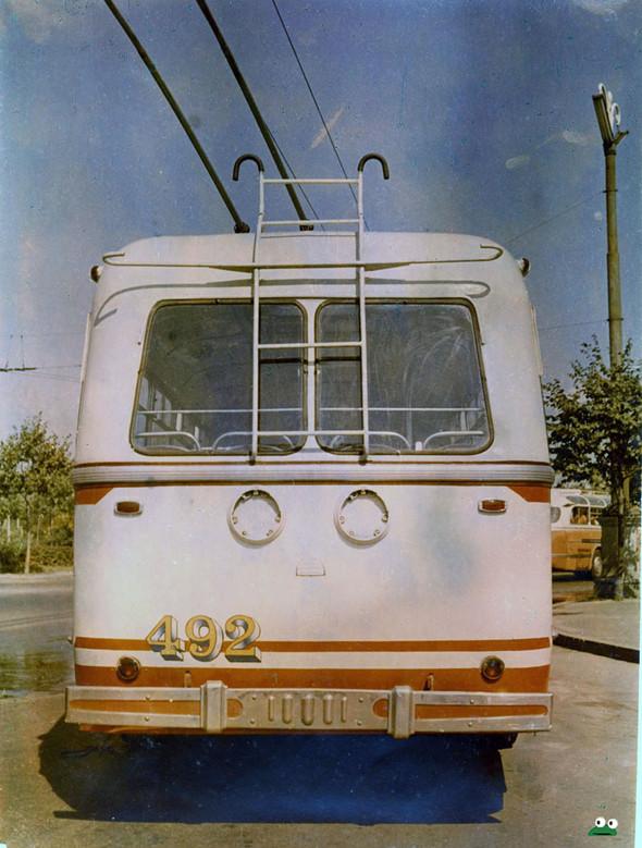 Первые троллейбусы. Изображение № 26.