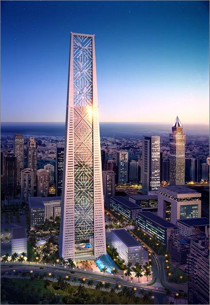 Лучшая десятка «зеленых» небоскребов мира. Изображение № 9.
