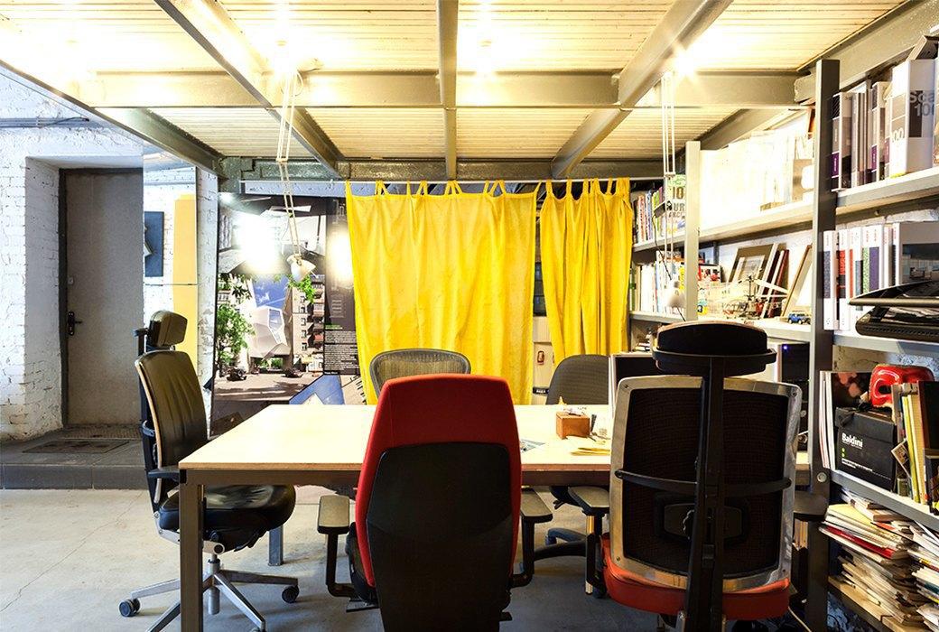 Как устроен офис архитектурной мастерской «za bor». Изображение № 10.