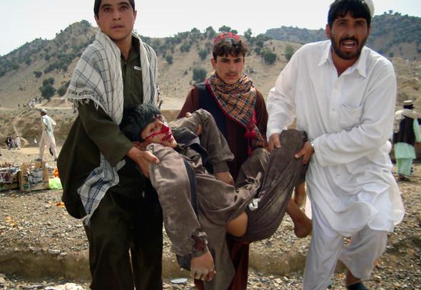 Афганистан. Военная фотография. Изображение № 77.