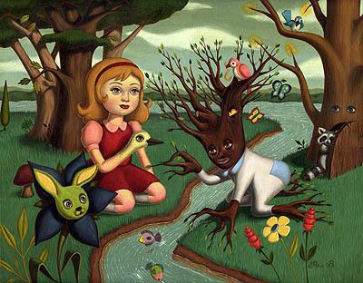 Художница-иллюстратор AnaBagayan. Изображение № 19.