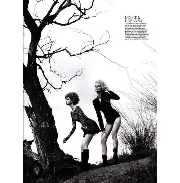 5 новых съемок: Harper's Bazaar, Qvest, POP и Vogue. Изображение № 8.
