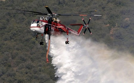 Пожары вКалифорнии. Изображение № 13.