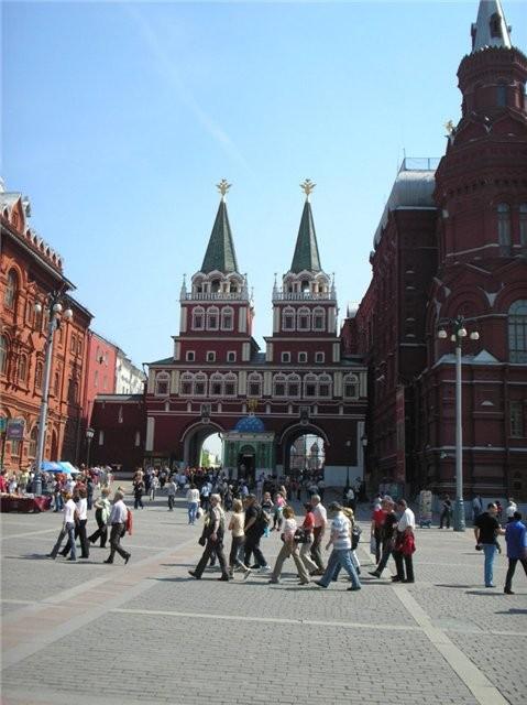 Москва свозь столетия. Изображение № 5.