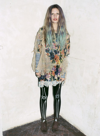 Meadham Kirchoff  for Topshop SS 2011 . Изображение № 96.