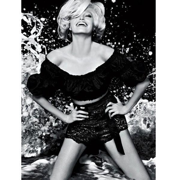 Изображение 59. Рекламные кампании: Chanel, Donna Karan, Stella McCartney и другие.. Изображение № 58.