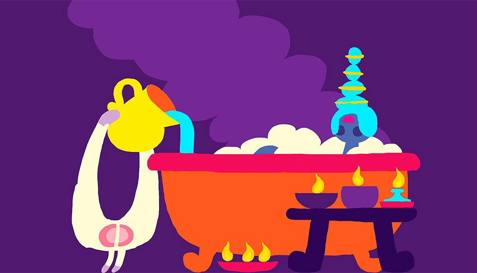 Что галлюциногенная игра Hohokum рассказывает о будущем развлечений. Изображение № 3.