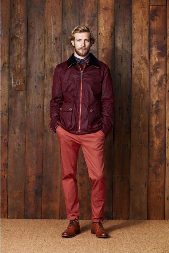 Ben Sherman Lookbook AW11. Изображение № 8.