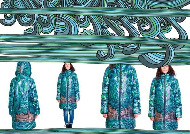 LOOKBOOK: ENA !! Самая весёлая  осень-зима 2012-13. Изображение № 4.