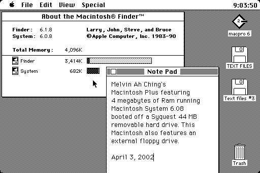 Иллюстрированная история MacOS. Изображение № 3.