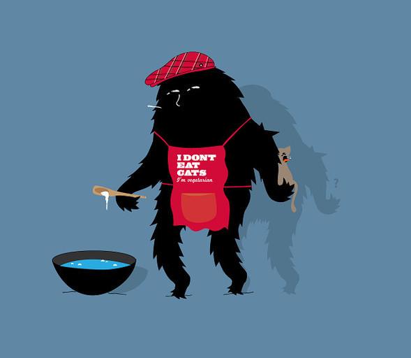 Гоу Гоу Зомби! - Иллюстратор из Санкт-Петербурга. Изображение № 29.