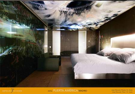 Hotel Puerta America Madrid. Изображение № 25.
