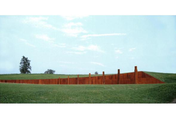 Новая земля: Гид по современному ленд-арту. Изображение № 161.