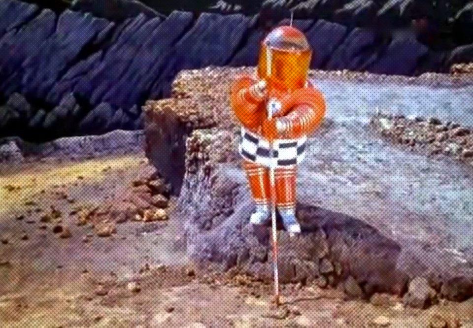 Как представляли колонизацию Луны  в СССР 60-х. Изображение № 7.
