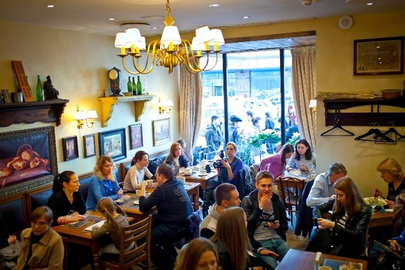 Открытие кафе PAUL!. Изображение № 5.