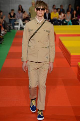 Неделя мужской моды в Париже: День 4. Изображение № 30.