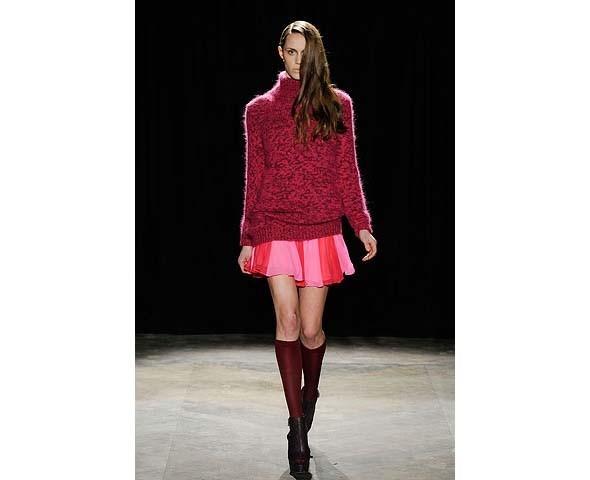 Неделя моды в Нью-Йорке: второй день. Изображение № 74.