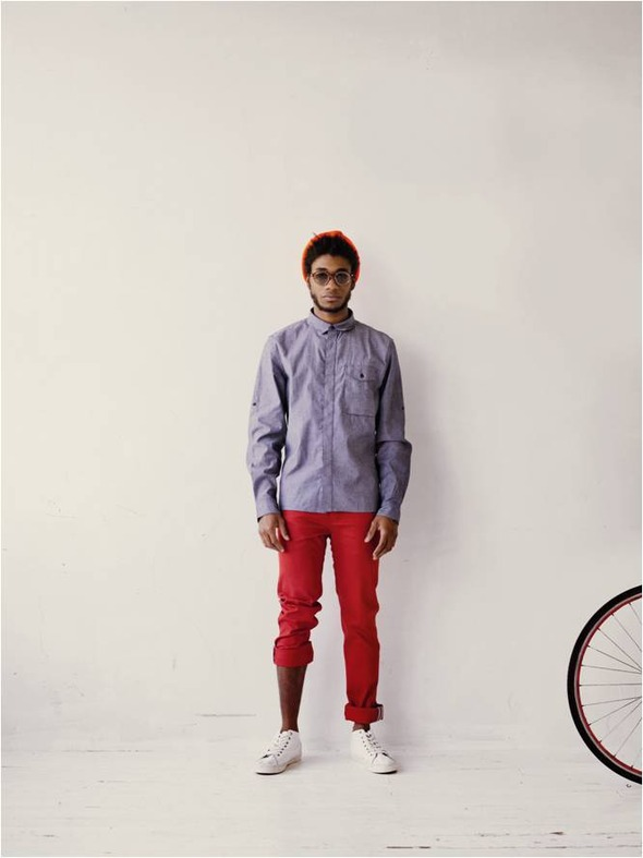 Lookbook: Levi's Red Tab Men FW'12. Изображение № 12.