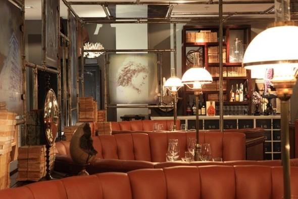 Место есть: Новые рестораны в главных городах мира. Изображение № 100.