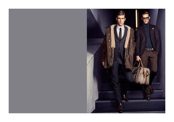 Изображение 40. Лукбуки: Gucci, Comme des Garcons, Burberry и другие.. Изображение № 40.