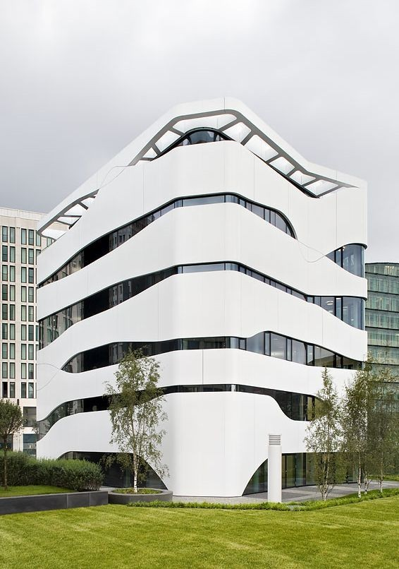 Технологический центр медицинской науки - Берлин. Изображение № 7.