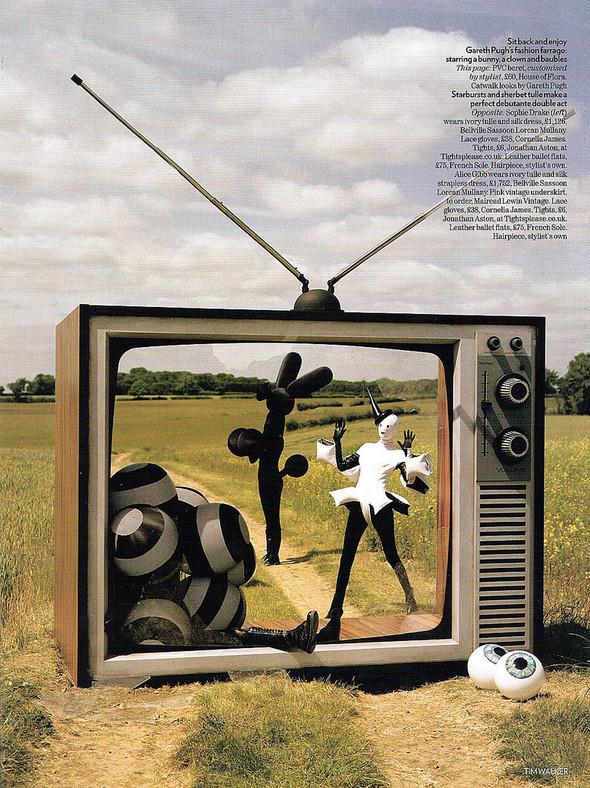 Мир с обложки Тим Уокер. Изображение № 51.