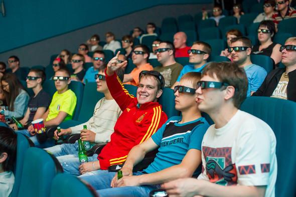 3D трансляцию Финала UEFA Champions League в городах России. Изображение № 9.