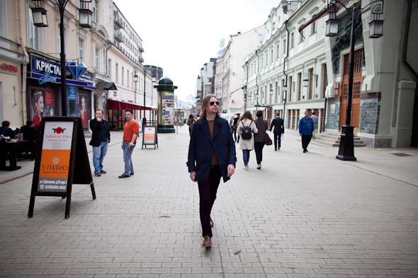 День с Питером Йенсеном: Разговоры о ретейле и шопинг в Москве. Изображение № 21.