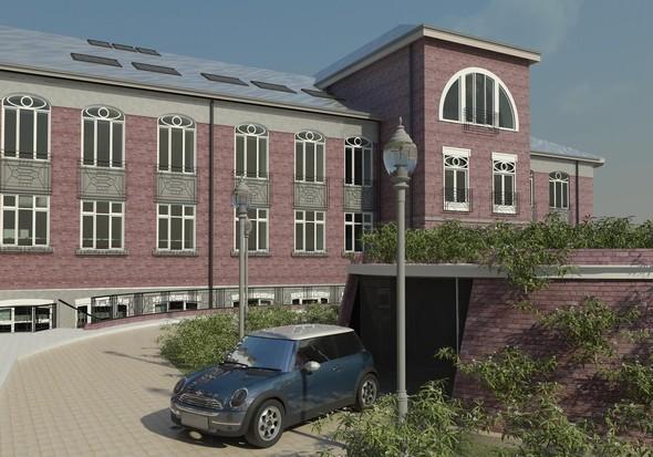 Первые лофт-апартаменты премиум-класса появились в Москве. Изображение № 2.