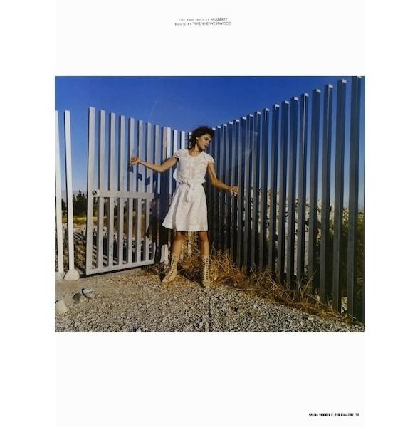 Изображение 20. Съемки: 10, Elle и Vogue.. Изображение № 21.