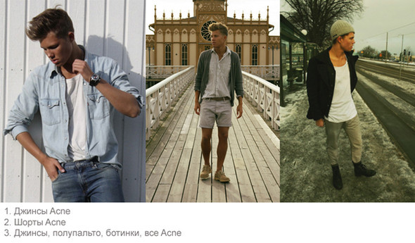 Почему fashion-блоггеры любят Acne?. Изображение № 22.