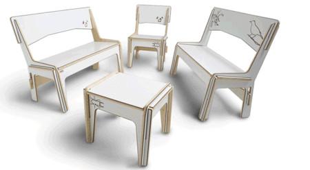 Интересная мебель отLink studios. Изображение № 4.