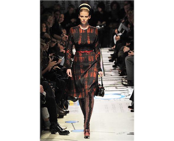 Показ Prada на Неделе моды в Милане. Изображение № 10.