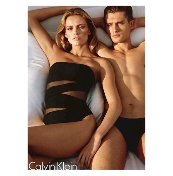 Изображение 9. Рекламные кампании: Calvin Klein White Label, Enrico Coveri и Kenzo.. Изображение № 9.