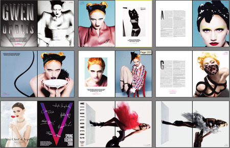 V-magazine online!. Изображение № 1.