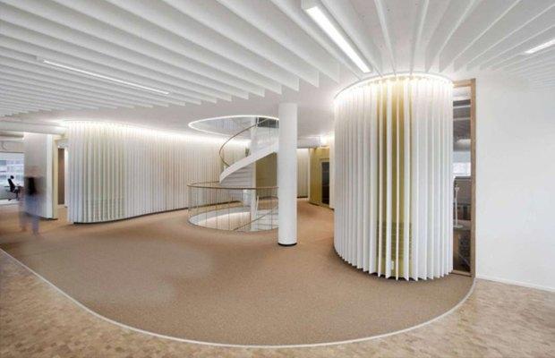 Как устроено самое экологичное здание в мире. Изображение № 6.