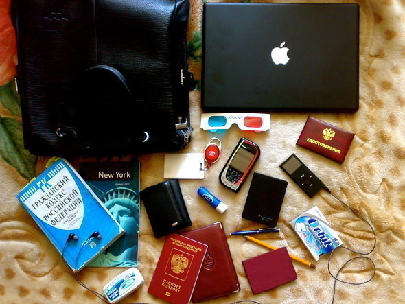 Look at Me: What's in your bag? Часть 2. Изображение № 24.