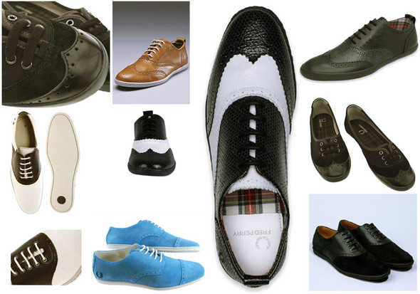 BROGUES BY FRED PERRY. Изображение № 3.