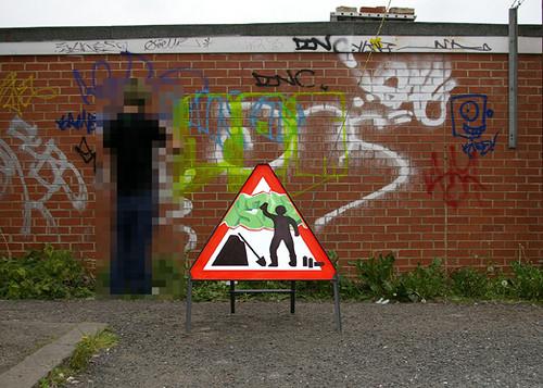 Креативные дорожные знаки от Final Frontier. Изображение № 5.