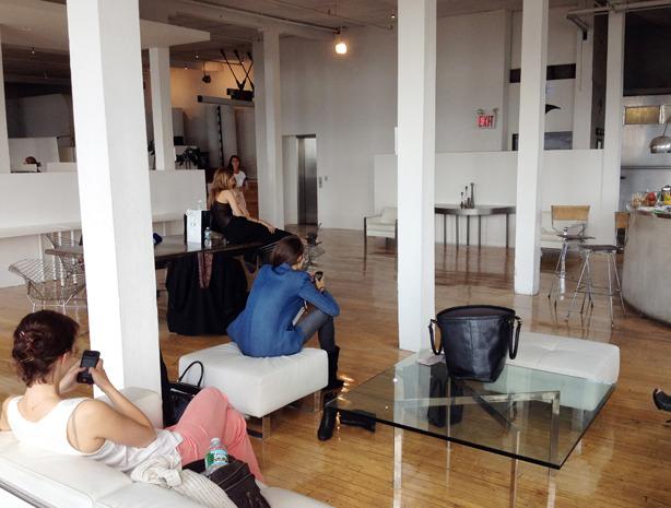 Дневник модели: Эксклюзив для Proenza Schouler на Нью-Йоркской неделе моды. Изображение № 20.
