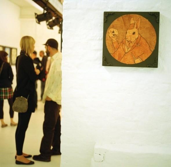 Jeremy Fish в Artyfarty Gallery. Изображение № 9.