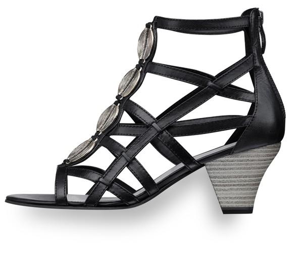 Современность и Ретро - элегантность в линии обуви Tamaris. Изображение № 9.