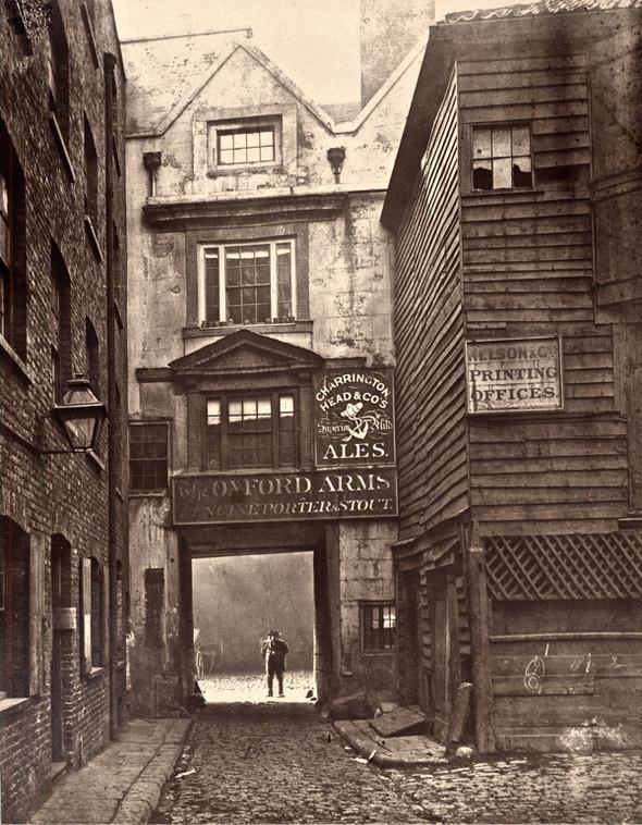 Призраки старого Лондона. Изображение № 26.