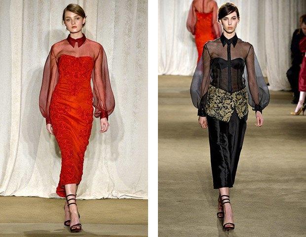 Неделя моды в Нью-Йорке: Дни 6 и 7. Изображение № 29.