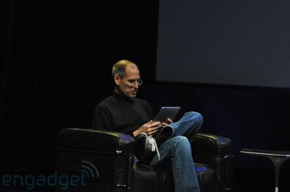 Презентация нового продукта iPad от Apple. Изображение № 28.