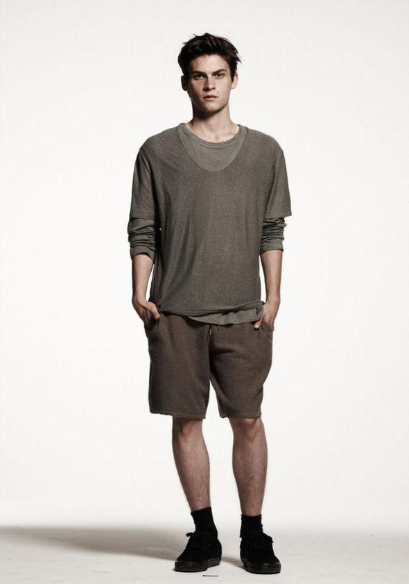 Изображение 4. Мужские лукбуки: T by Alexander Wang, Urban Outfitters и другие.. Изображение № 4.