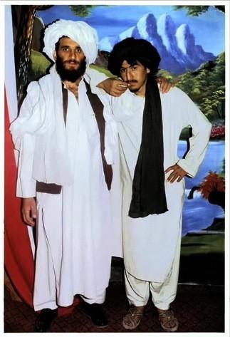 Талибан – ретушированная красота смерти. Изображение № 29.