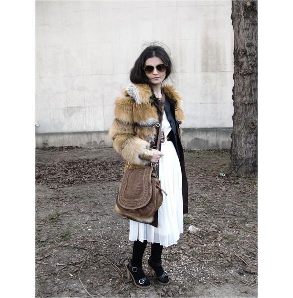 Луки с Недели моды в Париже. Изображение № 55.