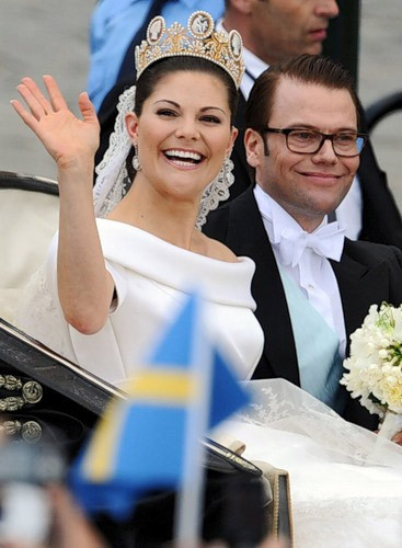 Свадьба шведской кронпринцессы Виктории. Изображение № 44.