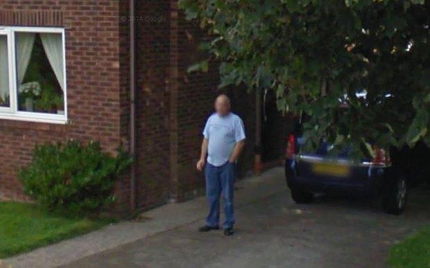 Англичанка уличила мужа в обмане через Google Street View. Изображение № 1.